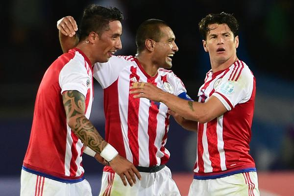 Argentina stunned by Paraguay