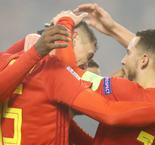 Cyprus 0 Belgium 2: Hazard marks 100th cap with a goal in easy win
