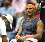 Nadal out of Spain's Davis Cup semi-final