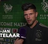 Klaas-Jan Huntelaar Talks About Returning To Face Real Madrid With Ajax And More