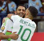 Mahrez double fires Algeria to 2019 AFCON