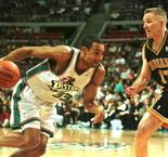 Jason Kidd/Grant Hill: 1995 Rookie Year Highlights