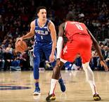 GAME RECAP: Sixers 121, Rockets 93