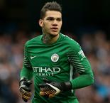 Ederson is already a complete goalkeeper - Cesar