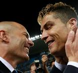 Zidane agrees with Ronaldo's 'best player in history' claim