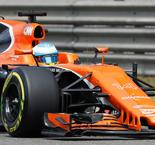McLaren et l'option Renault