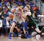 GAME RECAP: Pistons 113, Celtics 104