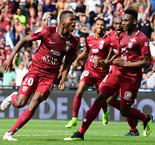 Ligue 2 - Metz : Habib Diallo trouve la faille face à Lens !