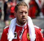 Vettel: Ferrari Failed In Bid To Close On Mercedes