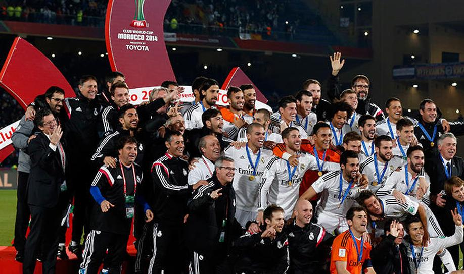 Real Madrid (2014 FIFA Club World Cup)