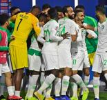 AFC Asian Cup - Lebanon 0 Saudi Arabia 2 - Match Report