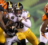 Steelers edge Bengals in ugly clash