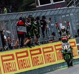 Rea Doubles Up In Superpole Race, Race 2 Canceled