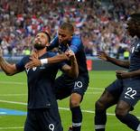 France 2 Netherlands 1 - Giroud gets winner as France celebrate World Cup homecoming