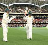 The Ashes Round-up: Marsh leads Australia into winning position