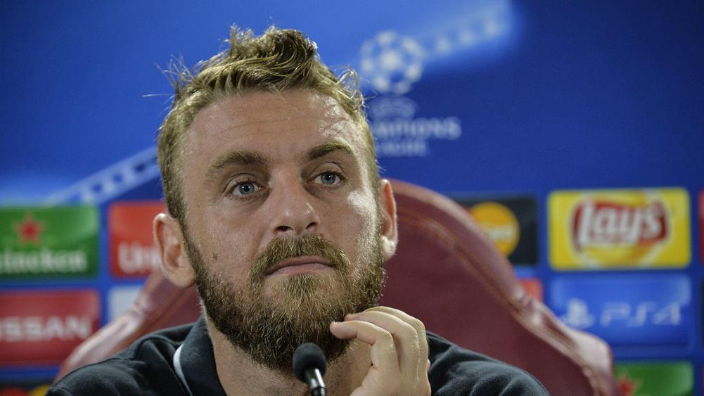 Image result for Daniele De Rossi Barcelona