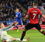 Leicester City 1 Southampton 2: 10-man Saints move out of relegation zone