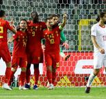 UEFA Nations League:Belgium 2 Switzerland 1