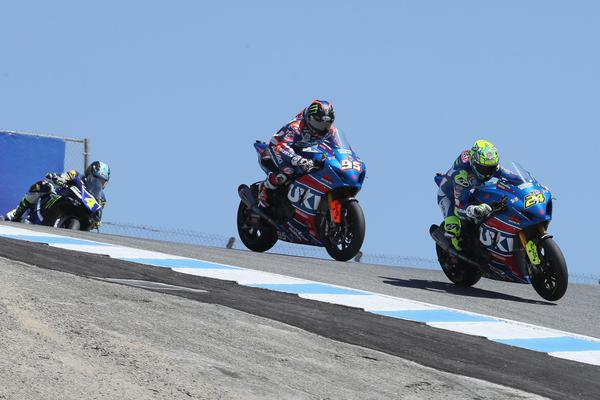 Epic Photos From Round 6 At Mazda Raceway