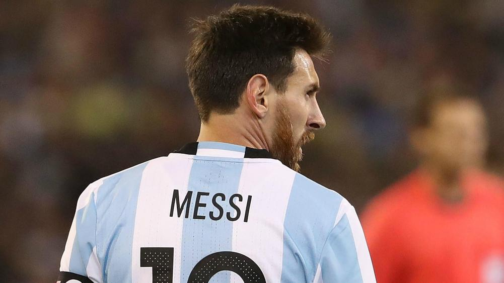 Messi should be banned until FIFA proves he's human, says Iran coach