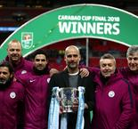 Pep wants more after 'outstanding' cup triumph