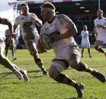 Wasps thump Harlequins with 14 men