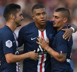 PSG And Nurnberg Play To Friendly Draw
