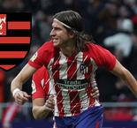 Report: Flamengo Officials In Madrid To Meet With Filipe Luis