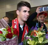 Oscar backs China to rival Premier League
