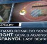 Fact of the Day - Ronaldo's fine record against Espanyol