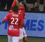 Nimes 2 Lyon 3: Last-gasp winner gives Lyon all three points