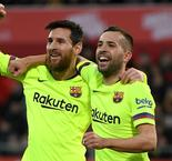 Alba Wants New Deal for Messi After Signing Barcelona Extension