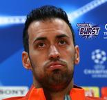 Sports Burst - Toe Woes For Busquets