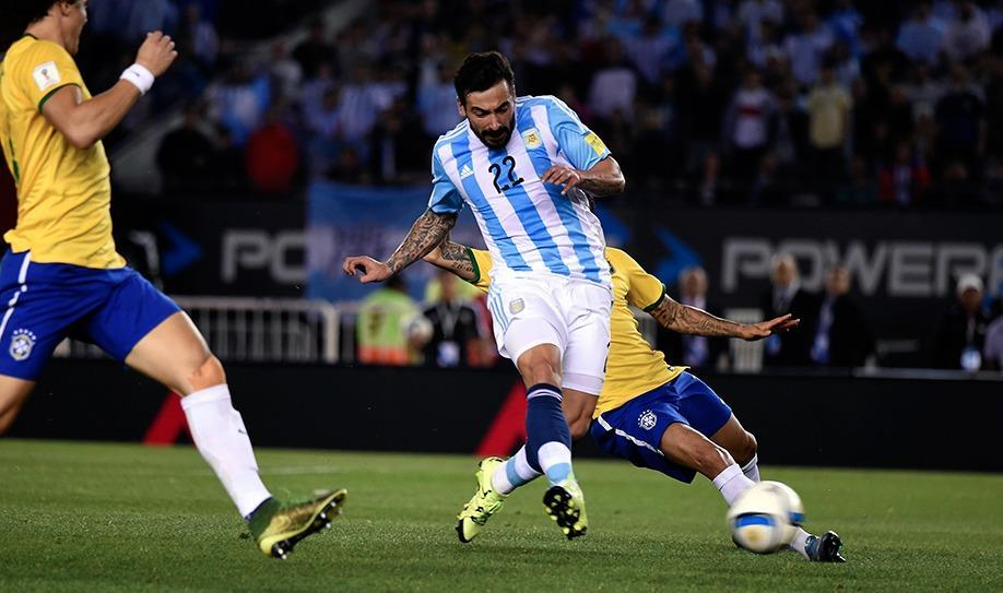 3. The result in the South American SuperClasico