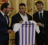 Ronaldo buys 51 percent of Real Valladolid