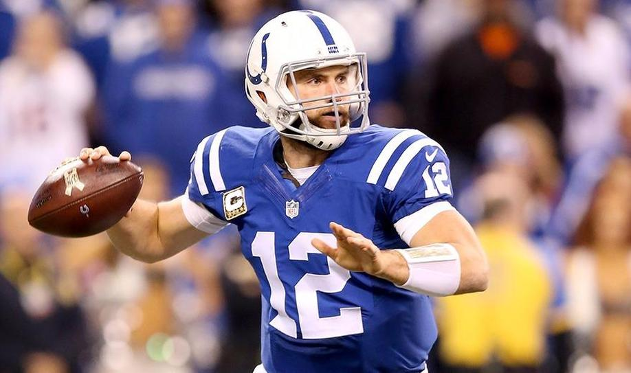 NFL: Colts QB Andrew Luck out for two to six weeks