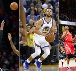 Warriors, Cavaliers and Spurs lose in upsets