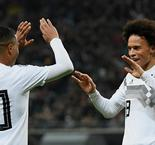 Goalscorer Gnabry impresses Low in win over Russia