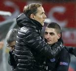Suspected 'Serious' Verratti Injury Leaves Tuchel With Mixed Emotions After Big Win