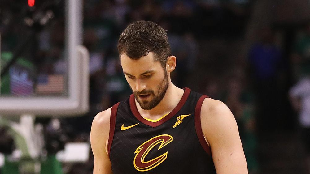 Kevin Love ruled out of Game 6 for Cavaliers after concussion