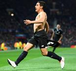 Ben Yedder revels in 'beautiful' win over Man United