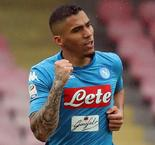 Napoli 1 SPAL 0: Allan sends hosts top of Serie A again