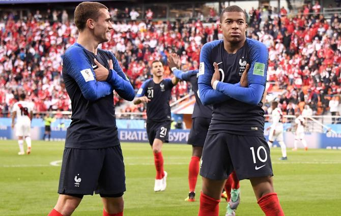 Coupe du monde 2018 comment regarder france argentine en streaming vid o - Regarder coupe de france en direct ...