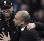 Guardiola is not bothered about personal record with Klopp