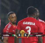 Africa Cup of Nations:Algeria 1 Gambia 1