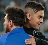 Paulo Dybala Won't Rule Out Lionel Messi Link-Up But Is Committed To Juventus
