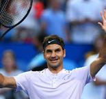 Federer keeps Switzerland rolling at Hopman Cup