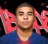 Best of Kylian Mbappe - Matchday 37