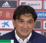 Croatia played like individuals, not a team - Dalic