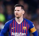 Barcelona Resting Messi Against Villarreal